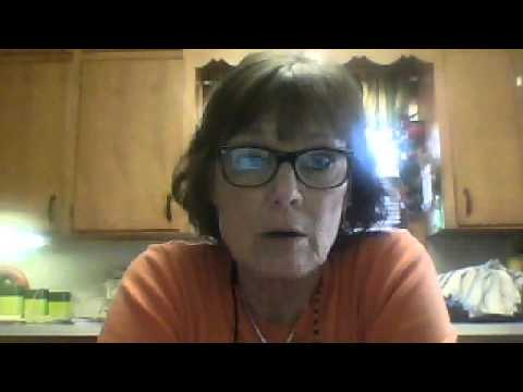 1). Mary Kangas Small Cell Lung Cancer Video Diary - Pre-Chemo Hair March 29, 2013