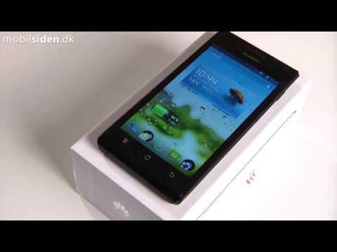 Huawei Ascend P1 - se testen
