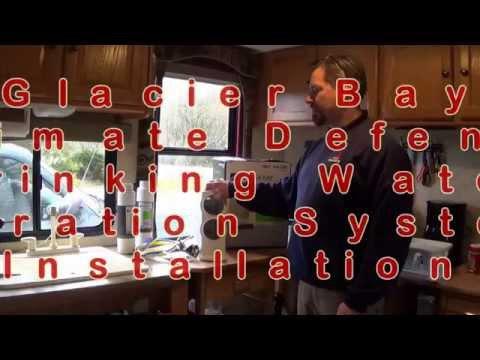 Glacier Bay Ultimate Defense Drinking Water Filtration Installation