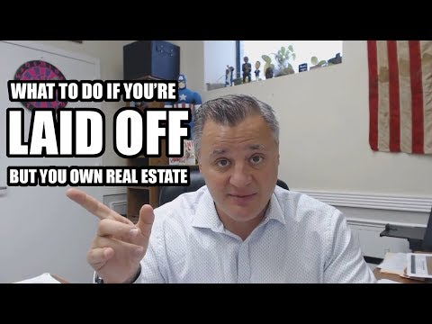 How to Buy Investment Property when you're Laid Off - MM069