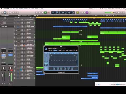 Logic X  Full Dubstep Song