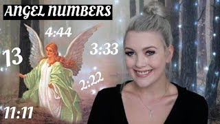 Angels Are Trying To Talk To You... TRUTH About Angel Numbers