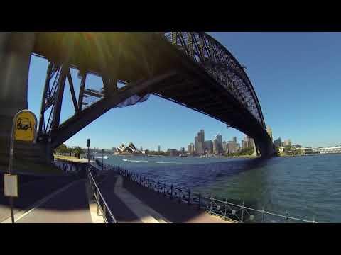 AUSTRALIAN EAST COAST ADVENTURE RIDE - BRISBANE TO SYDNEY (PART 1 OF 2)