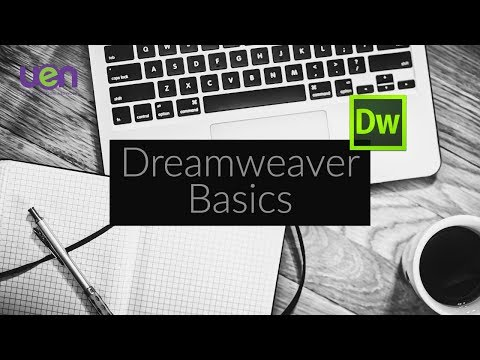 Part 1.08 Applying the template(HD): Adobe Dreamweaver CS4