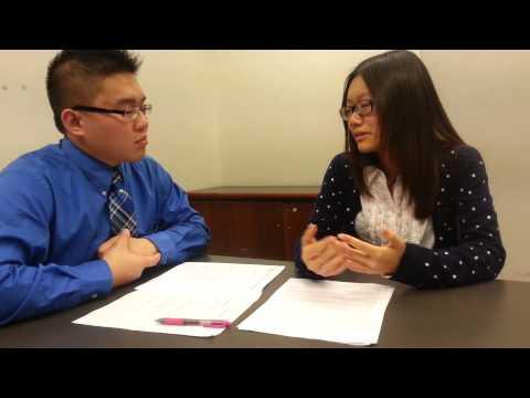 Financial Adviser Summer Intern Interview
