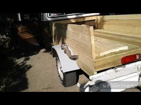 Wooden Truck Bed Build Part 3