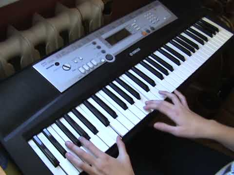 Bella's Lullaby (on keyboard)