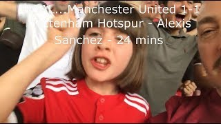 Manchester United v Tottenham Hotspur | Match Day Vlog | FA Cup Semi-Final | 21.04.2018