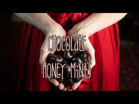 Chocolate Honey Mints [V] [GF] [SF]    Fresh P