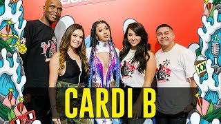 Cardi B Gets Ready For New Album, Sits w/ Bernie Sanders, Political Changes + MORE!