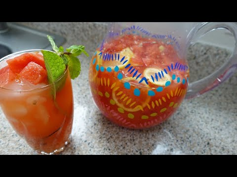 Jamaican Fruit Punch Drink !! Grandma would Be Proud !! So Good !!