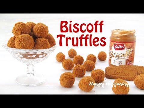 Biscoff Truffles - A Wonderful 3-Ingredient Candy Recipe