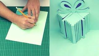 Hacer tarjetas Pop Up es más sencillo de lo que piensas, aprende a hacerlas con este video tutorial. Encuentra la descripción en este artículo: http://www.lasmanualidades.com/5544/tarjetas-pop-up-paso-a-paso