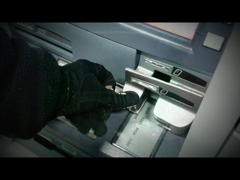 More thieves using ATM skimmers to steal credit card info