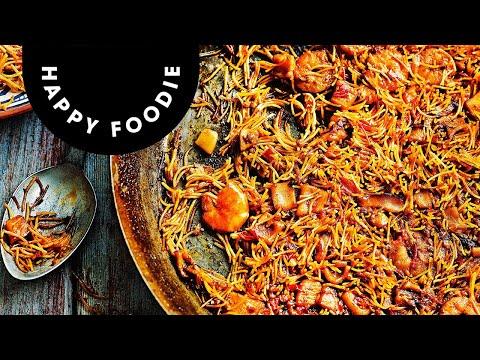 Paella with Pasta (Fideuà) | Omar Allibhoy's Tapas Revolution