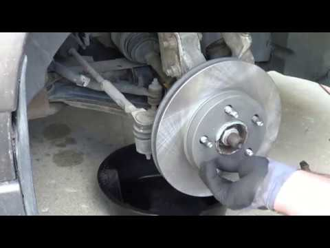 2002 Pontiac Grand Am   Front Disc Brake Pads and Rotors