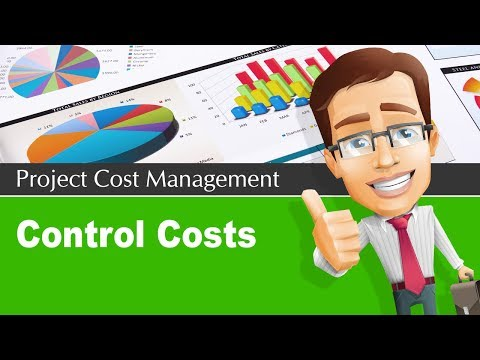 7.3 Control Project Costs Process | Project Cost Management Knowledge Area