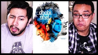 DHOBI GHAT | Aamir Khan | Trailer Reaction!