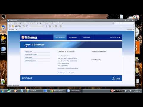 NetBeans 7.3 Detailed Installation With Sample program(Bonus 2013 windows 7)