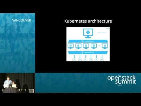Building the Enterprise Cloud with Openstack, Docker, Kubernetes, and CoreOS