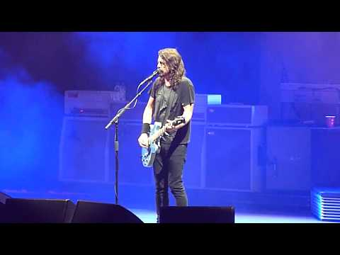 Foo Fighters - Times Like These - O2 Arena, London - September 2017