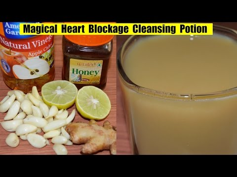 A Magical Natural Remedy to Heart Blockage | A must have potion for today's Lifestyle in Hindi