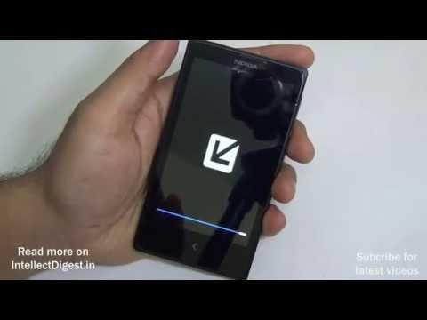 How To Update Nokia X or X+ or XL to Latest Software Version- Video Tutorial