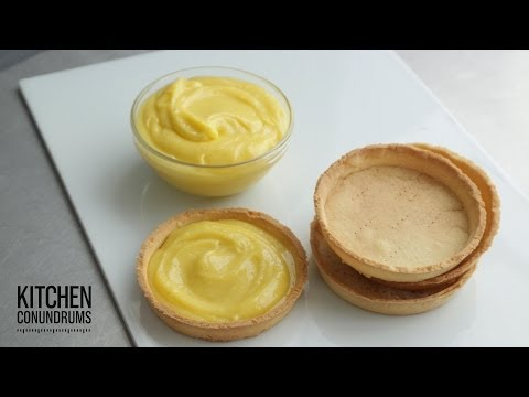 How to Make a One-Pot Lemon Curd - Kitchen Conundrums with Thomas Joseph