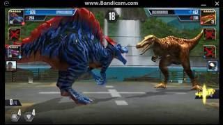 Jurassic World The Game Dinosaur Days Of Africa Battle 3
