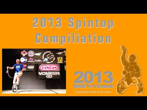 2013 World Spin Top Contest
