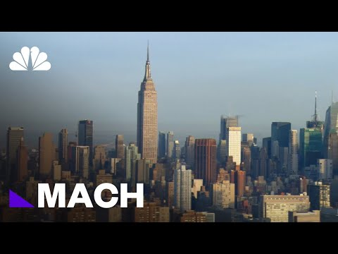 Manhattanhenge: It's All About The Angles | Mach | NBC News