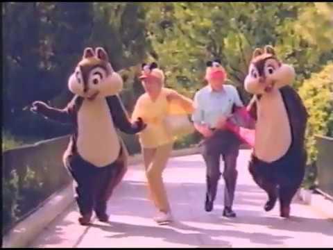 1992 Original Disney Vacation Club Sales Video