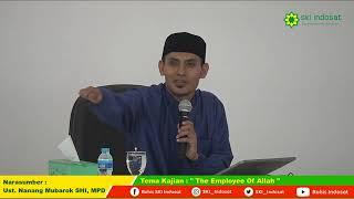 Kantor Ku Surgaku Ust Nanang Mubarok SHI MPd