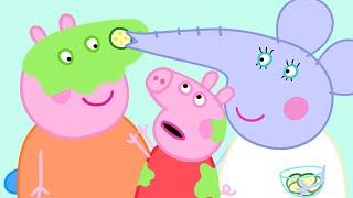 Peppa Pig English Episodes | Peppa Pig Season 8 Best Bits