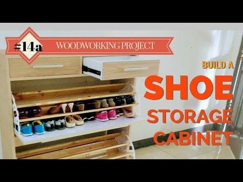 Build a Shoe Storage Cabinet (Part 1)