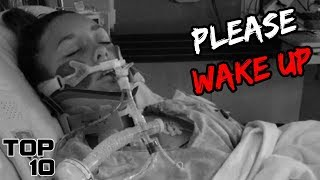 Top 10 Scary Coma Stories