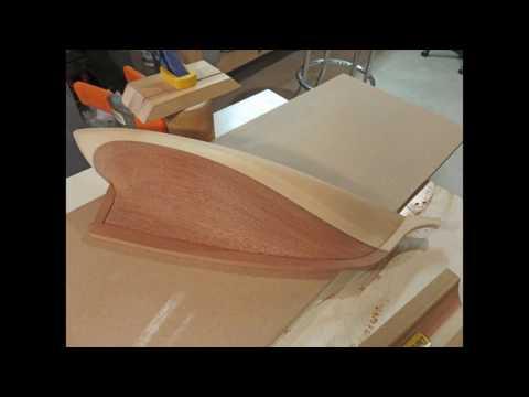 Building a Half Hull Model of the Hattie