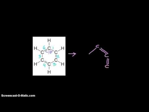 Video tutorial - Why does resonance occur in benzene?