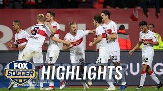 1. FC Nürnberg vs. VfB Stuttgart | 2018-19 Bundesliga Highlights
