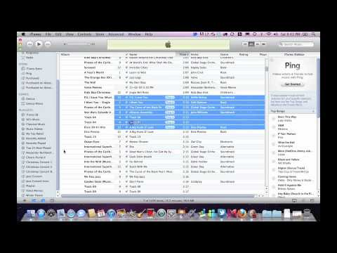 How to Burn Songs to a CD Using iTunes