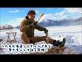 八丸の北海道ソロキャンプ#5   ~雪中キャンプIN 支笏湖 ~ パート1  Hokkaido camping Land CruisHokkaido er80 ランクル80
