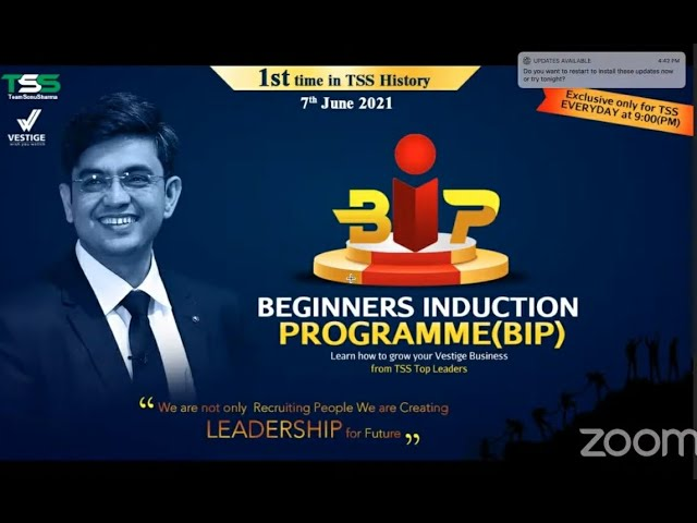 Download First BIP Business Induction Programme By- Sonu Sharma Sir  Do Not Miss It At Any Cost  MP3 Gratis