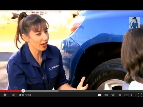 Checking Your Tyre Pressure and Tyre Tread