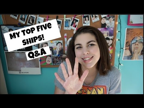 My Top 5 Ships | Q&A #2