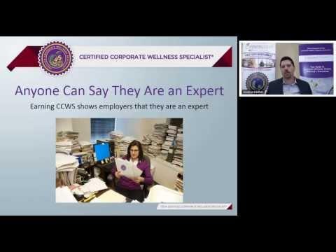 Certified Corporate Wellness Specialist Webcast