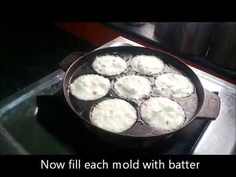Instance Rava appam | Sooji Appam | Paniyaram | Breakfast recipe