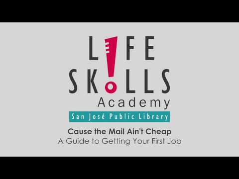 Life Skills Academy: A Guide to Getting Your First Job
