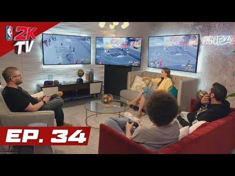 2KTV Challenge Goes 3v3 on The Playground - NBA 2KTV S4. Ep.34