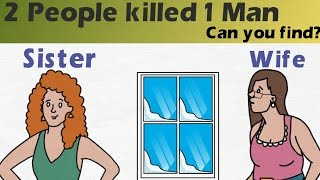 3 RIDDLES POPULAR on Murder & Escape | RIDDLES that will Blow Your Mind| Can you solve it? Epic
