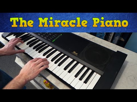 The Miracle Piano hardware restoration and review